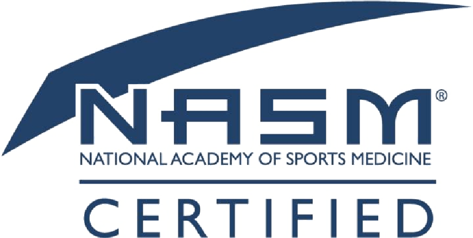 Nasm Certifications Designer Fitness Personal Trainer And Pilates